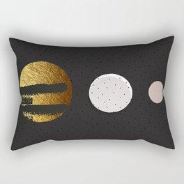 Muted Sophistication Rectangular Pillow