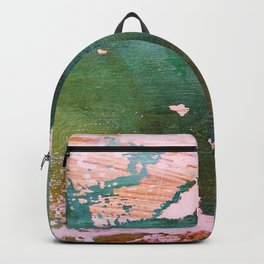 Bottoms Up Abstract Backpack