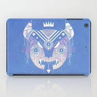 demon iPad Cases featuring Sky Demon by LordofMasks