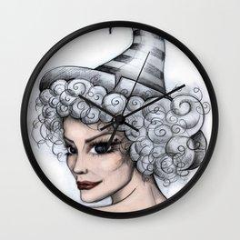 Strangeness And Charm Wall Clock