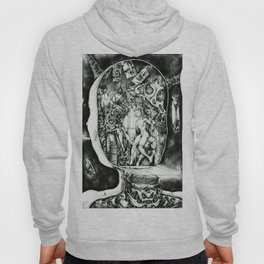 Concentric Sub-Levels Of Reality Hoody