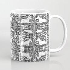 Unicorn Victorian Lace Mug