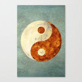Mars & Venus Canvas Print