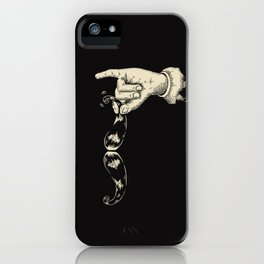 Muahahaha! iPhone Case