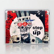 Step Right Up Laptop & iPad Skin