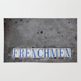 New Orleans Frenchman Street Rug