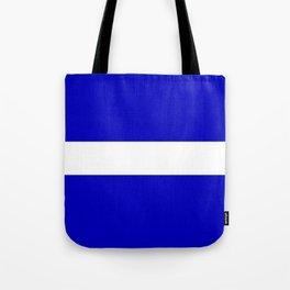 EMS: The Thin White Line Tote Bag