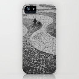 Lisbon Walkers iPhone Case