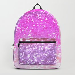Unicorn Girls Glitter #1 #shiny #decor #art #society6 Backpack