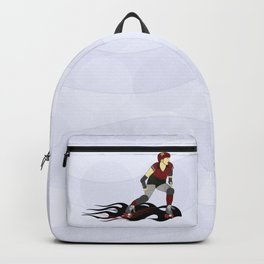 Roller Derby Backpack