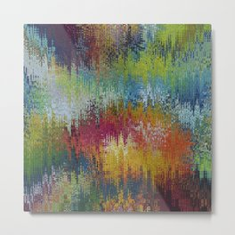 Abstract 192 Metal Print