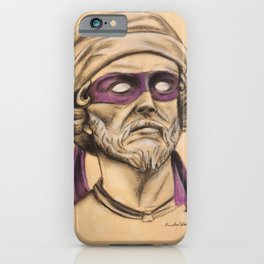 Donnie TMNT iPhone Case