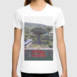 el Drago Teneriffa  (A7 B0101) T-shirt