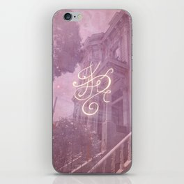 Sigil for a Happy Magical Household iPhone Skin