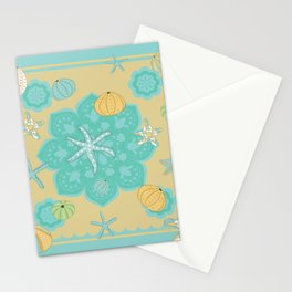 Sea Urchins Stationery Cards