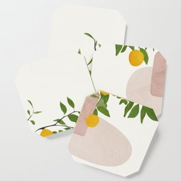 Lemon Branches Coaster