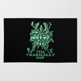 The Tragically Hip Root Cover Rug