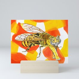 Tibee Mini Art Print