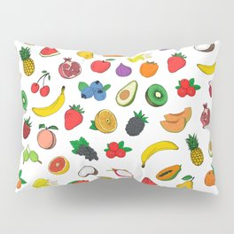 Fruit Are Awesome Pillow Sham
