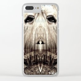 Wook Clear iPhone Case