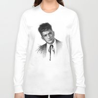 zayn malik Long Sleeve T-shirts featuring Zayn by Creadoorm