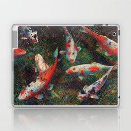 Volunteer Park Koi #5 Laptop & iPad Skin