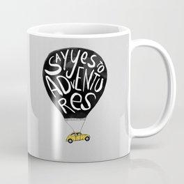 Adventures Coffee Mug