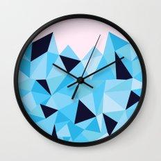 Ab Topaz Wall Clock