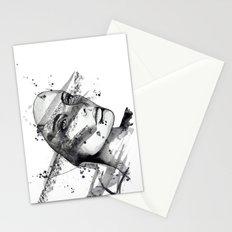 Miriam by carographic Stationery Cards