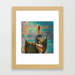Isis - Goddess of Egypt Framed Art Print