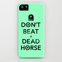 Seriously... iPhone Case