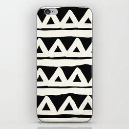 Tribal Chevron Stripes iPhone Skin