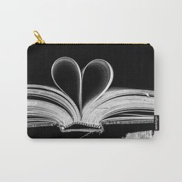 The Heart that Bends doesn't break. Carry-All Pouch