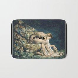 William Blake, Isaac Newton Bath Mat