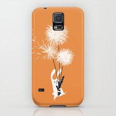 Bunny and Dandelion Bouquet Slim Case Galaxy S5
