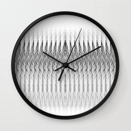 Coconut Palm Comores Wall Clock