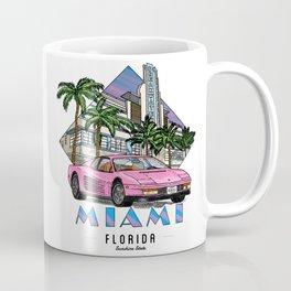 Miami, bedrock of diversity! Coffee Mug