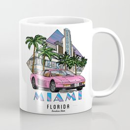 Miami, bedrock of diversity! Coffee Mug