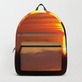 Seaside Sunset Backpack