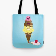 Cherry Dead Tote Bag