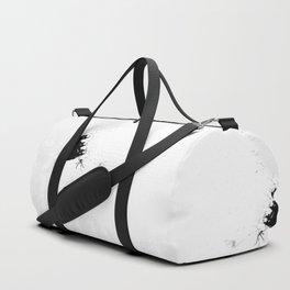Paper Webbing Duffle Bag