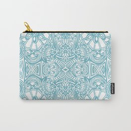 Blue Hue Carry-All Pouch