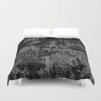 doom Duvet Covers featuring Doom by GLR67