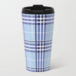 AFE Blue Tartan Travel Mug