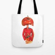Normal Life · Apple Freak Tote Bag