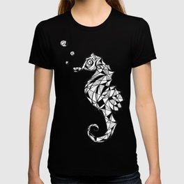 Stippled Seahorse T-shirt