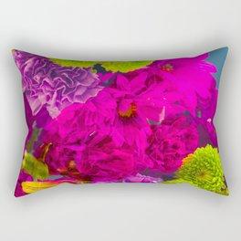 Floral Vibes Rectangular Pillow
