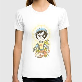 Jane Austen Holy Writer T-shirt