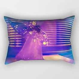 Ethereal Angel Rectangular Pillow