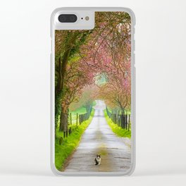 thou shall not pass Clear iPhone Case